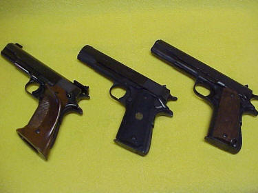 Collection of 1911 Style Pistols