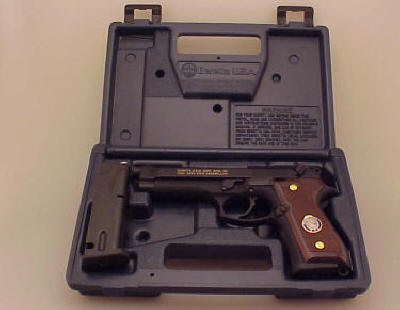 Beretta 92FS FBI National Academy 9MM New in Box