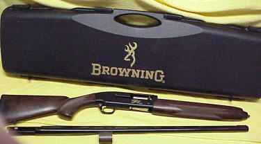 Browning Model A-500 Gold Fusion