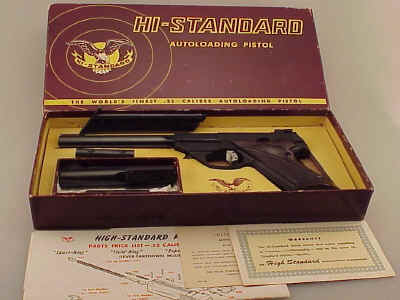Hi - Standard Supermatic .22