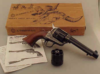 Uberti Single Action Army Cattleman in .45 LC