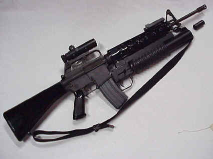 Colt AR-15 SP1 Rifle