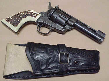 Colt 1873 Single Action Army Revolver, BP Frame, 4 inch, .45 LC