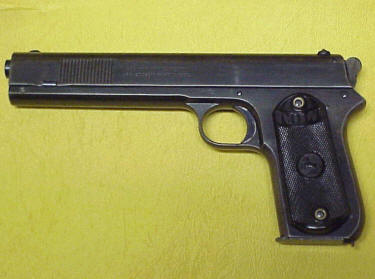 Colt 1902 Sporting Model Semi-auto Pistol
