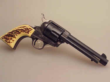 Colt 1873 Single Action Army Revolver, First Generation 1896 Mfg., .45LC