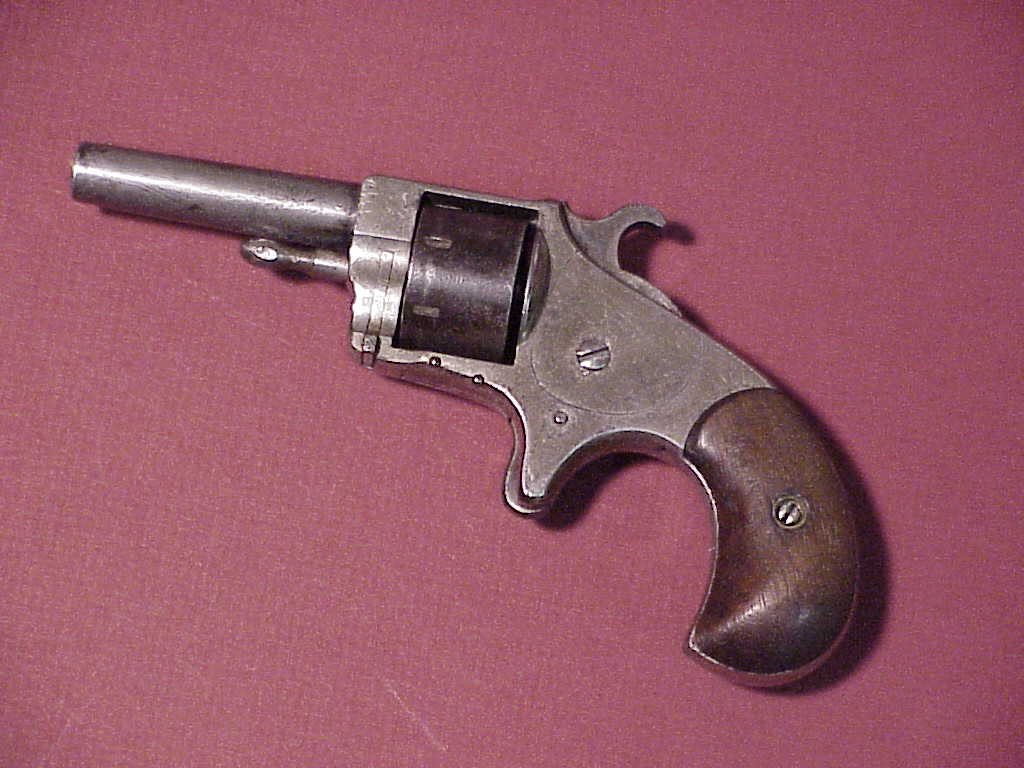 Captain Jack .22 caliber Revolver