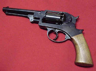 Starr Arms Co., NY .44 Cal. Revolver by F. Pietta