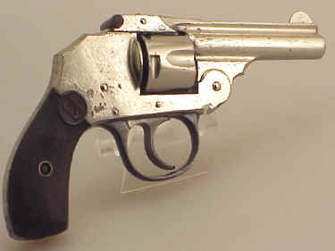 US Revolver Co. Hammerless