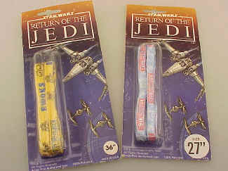 Star Wars Jedi Shoe String