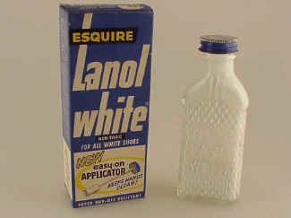 Esquire Lanol White Polish