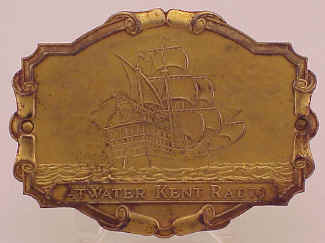 Atwater Kent Radio Shield