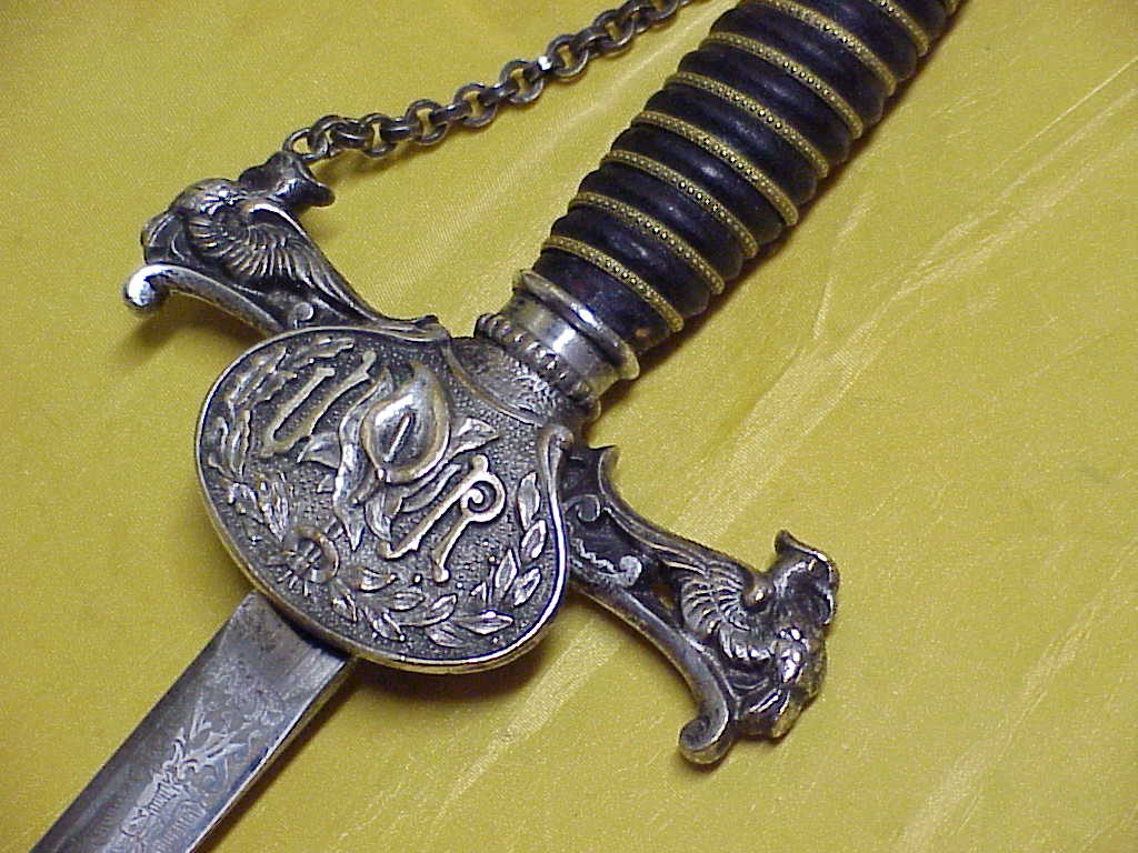 Knights of Pythias Fraternal Sword & Scabbard
