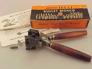 Lyman Ideal 30 caliber Bullet Mould