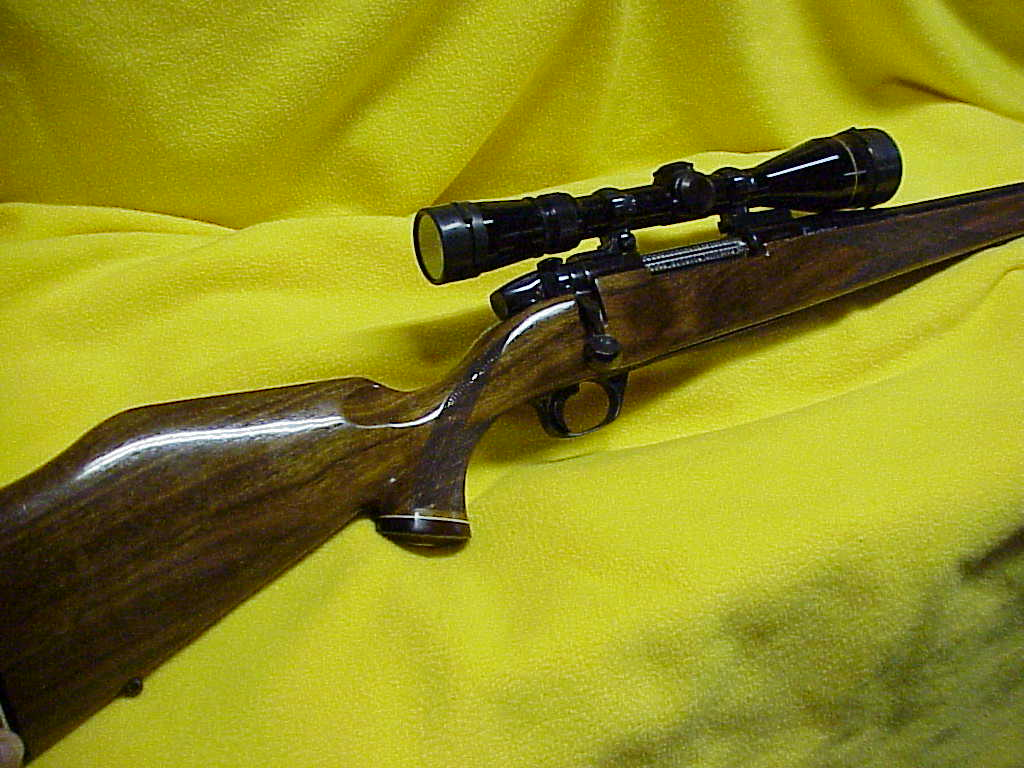 Weatherby .257 Custom Rifle
