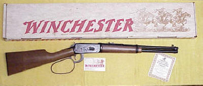 Winchester Wrangler in Original Box, SRC