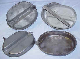 US WWII Mess Kits