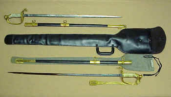 US Navy Model 1852 Officer Sword
