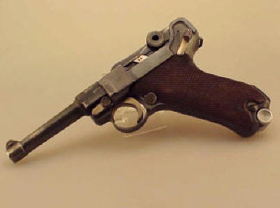 Luger 1937 S/42 Nazi Marked