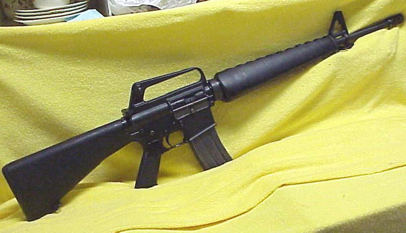 Colt AR-15 SP1 Sporting Rifle
