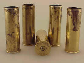 Winchester 12 gauge Brass Shot Shells