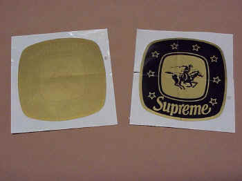 Winchester Decal for Supreme Ammo