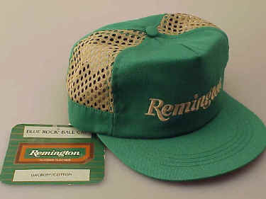 Remington Blue Rock Cap