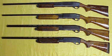 Remington Model 870 Wingmaster Shotguns