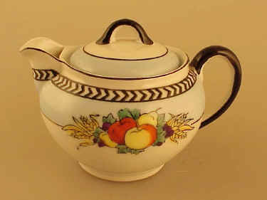Noritake Hand Painted  Japanese Tea Pot