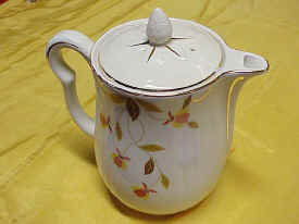 Autumn Leaf Eight Cup Coffee Pot & Lid