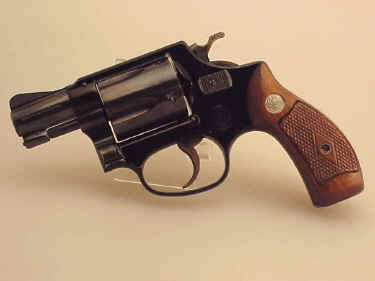 Smith & Wesson Model 37 Airweight, .38 Spec.