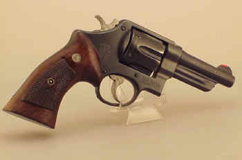Smith & Wesson .38/44 Heavy Duty .38 Special Pre-Model 20