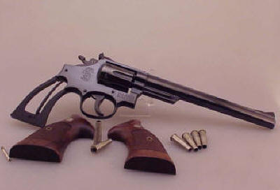 Smith & Wesson Model 53 Revolver
