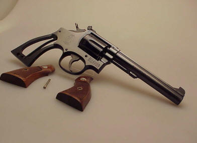Smith & Wesson Pre- Model 14  K-38 Masterpiece