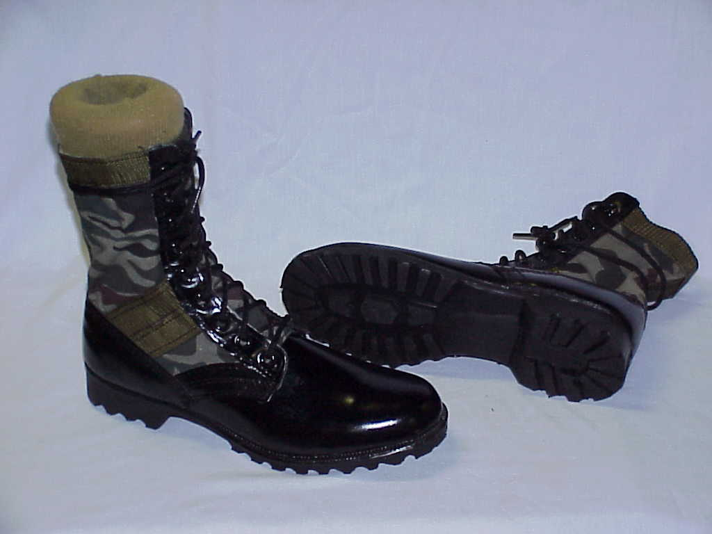US_Army_Jungle_Boots_Rothco_Korea