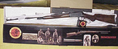Winchester 1894- 1994 Limited Edition Rifle